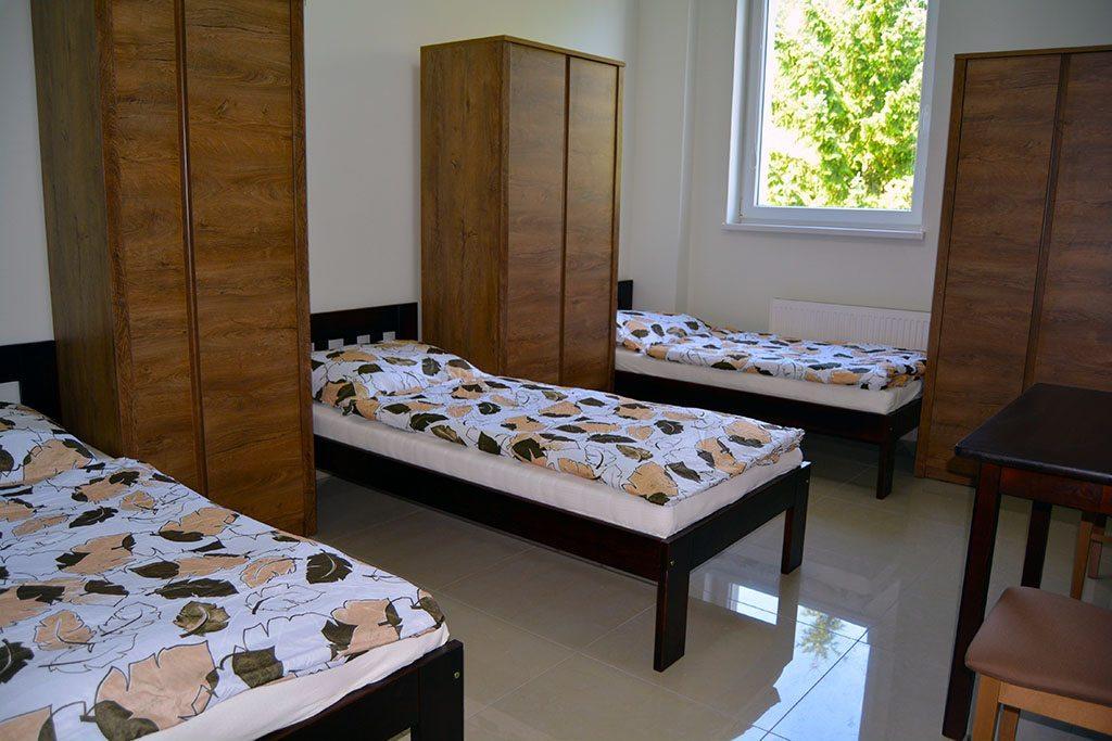 Ubytovacie jednotky - 3 lôžka/ izba