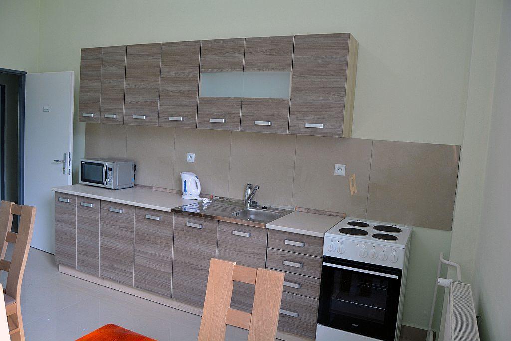 Kuchyňa s bežným vybavením